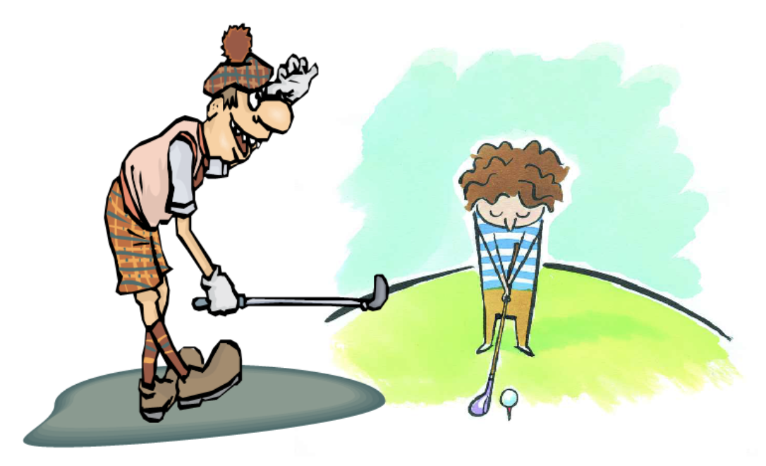 Bring a Junior to Golf!! Image